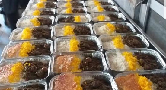 پخت و پخش غذا